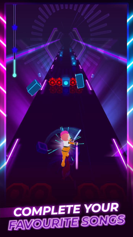 Beat Blader 3D: Dash and Slash 游戏截图4