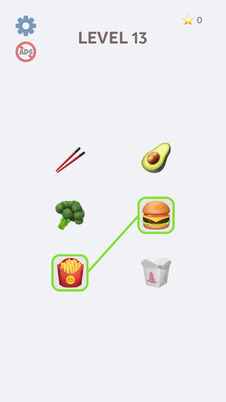 Emoji Puzzle! 游戏截图1