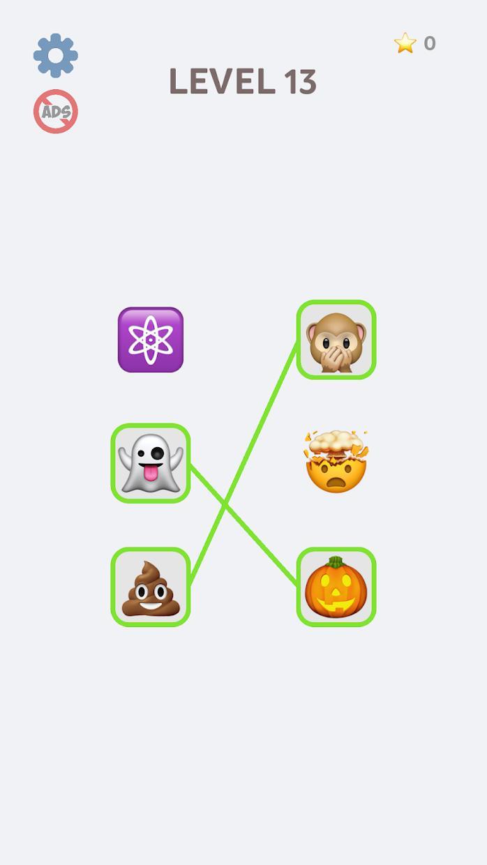 Emoji Puzzle! 游戏截图2
