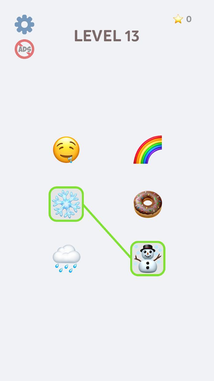 Emoji Puzzle! 游戏截图3