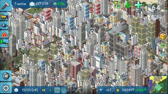 献祭肝细胞,《西奥小镇》或许是手机上最好的城市模拟游戏    图片2