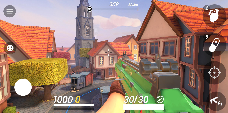 爆裂枪战 游戏截图5