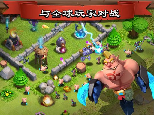 部落冲突怎么建部落城堡?分享部落冲突重建部落城堡攻略