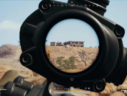 绝地求生使用瞄具方法介绍 教你如何正确使用手中瞄具