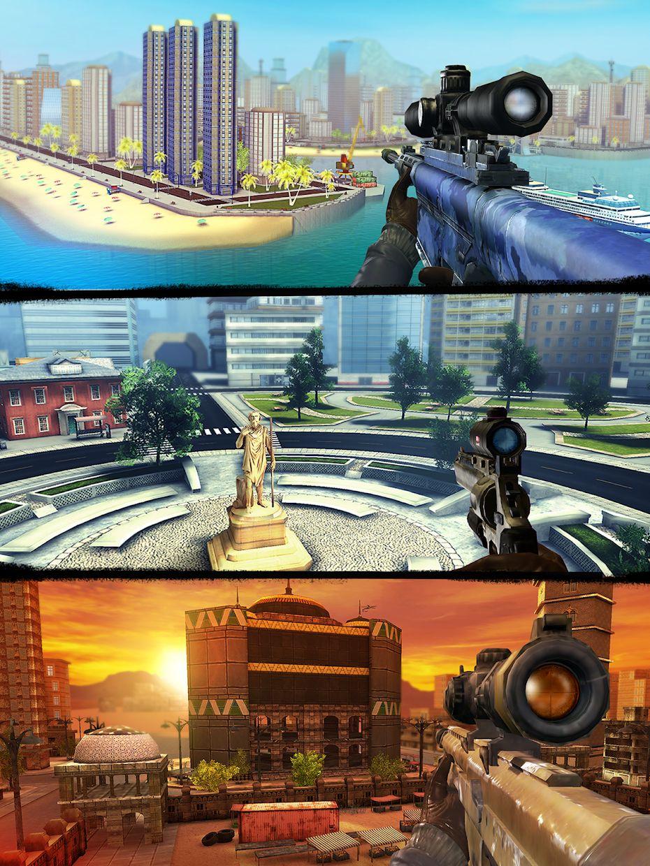 狙击行动3D:代号猎鹰 游戏截图5