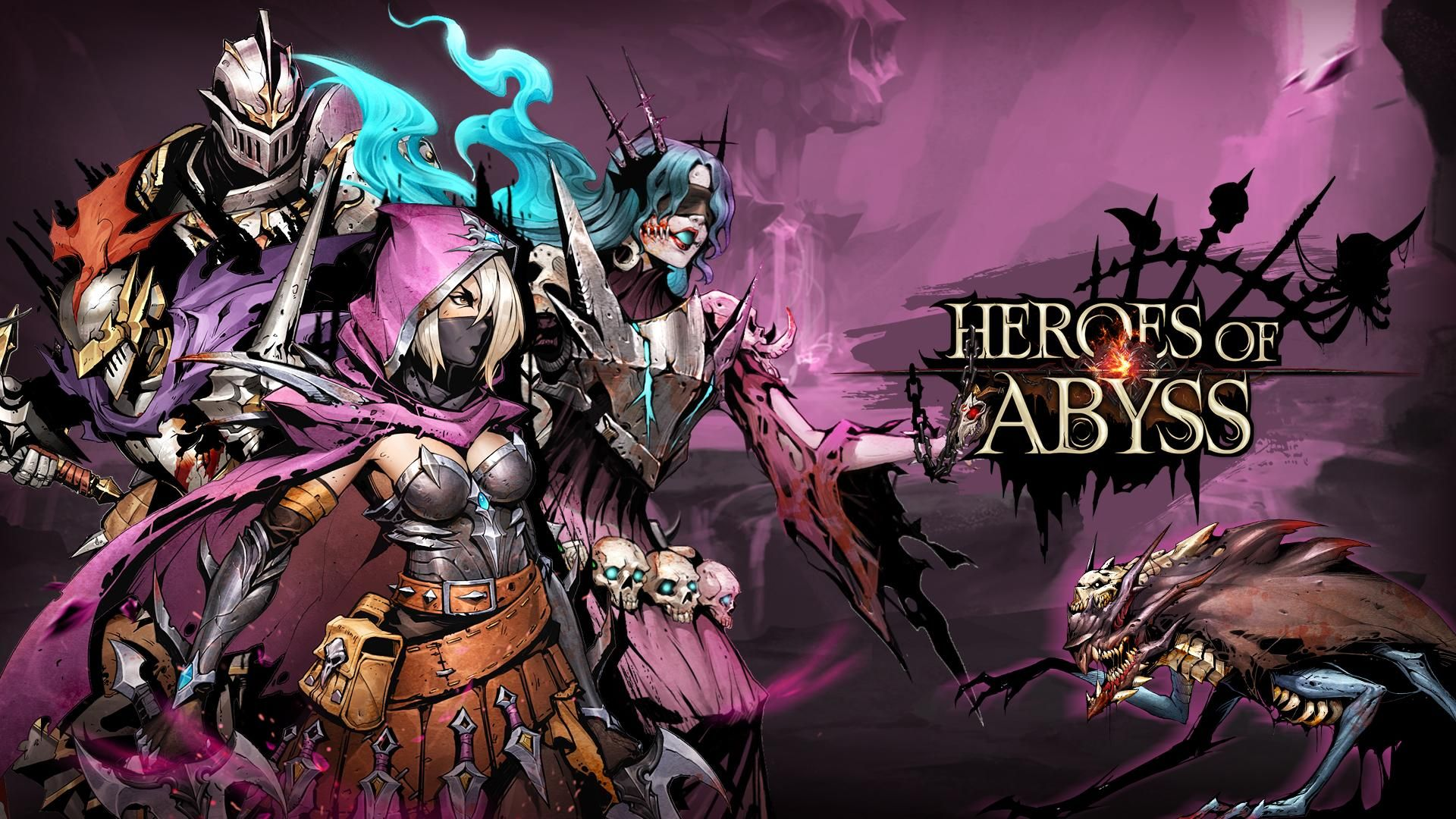 Heroes of Abyss 游戏截图1