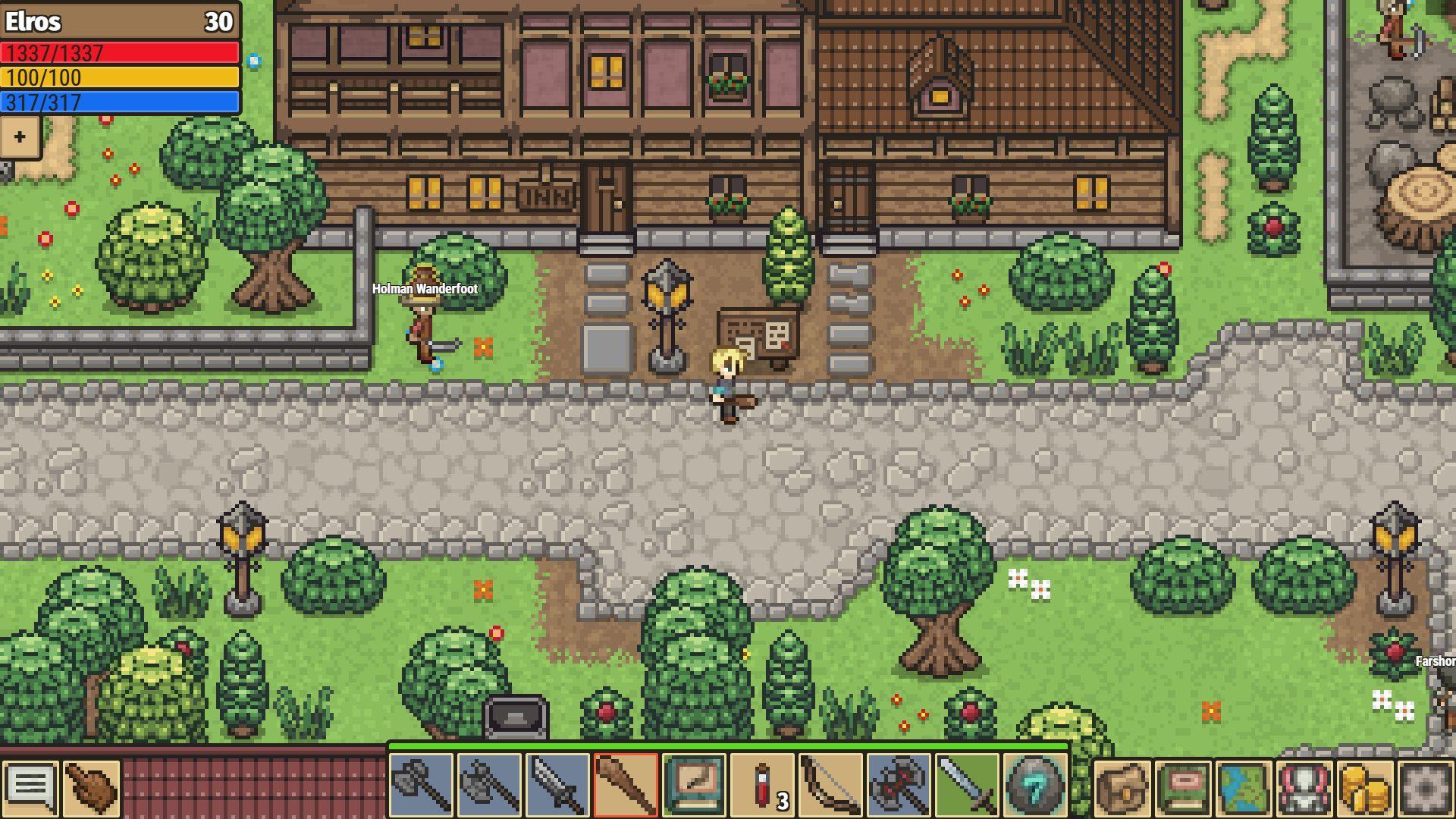 Stein.world - MMORPG 游戏截图1