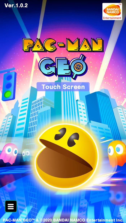 吃豆人GEO 游戏截图1