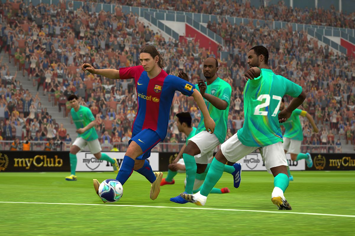 实况足球2021 游戏截图3