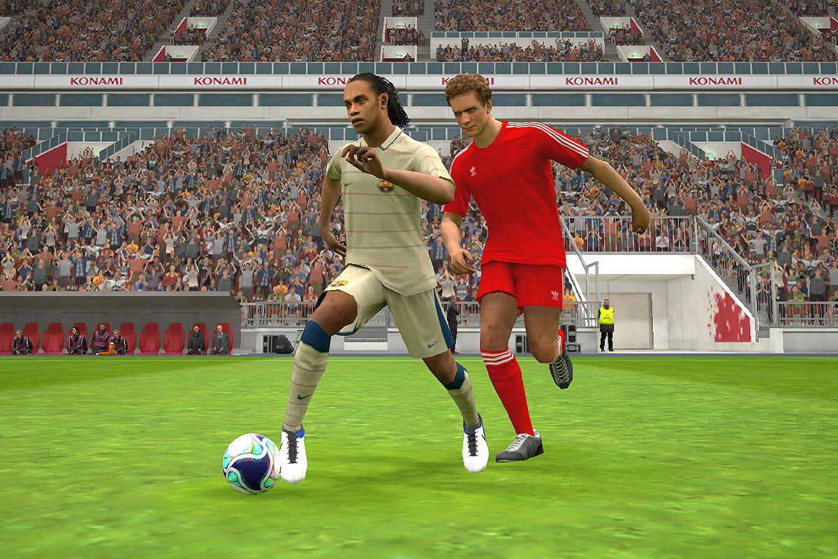 实况足球2021 游戏截图4
