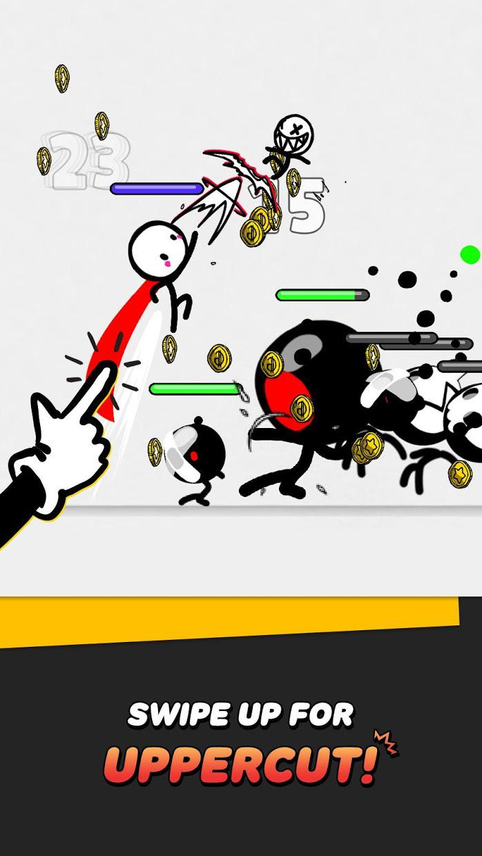 Super Action Hero: Stick Fight 游戏截图3