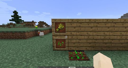 我的世界作物分析仪怎么合成?农作物有哪些?
