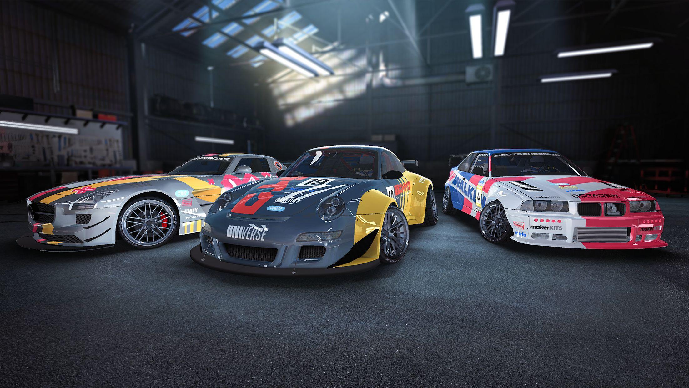 Drift Max Pro (极限漂移专家) - 赛车漂移游戏 游戏截图1