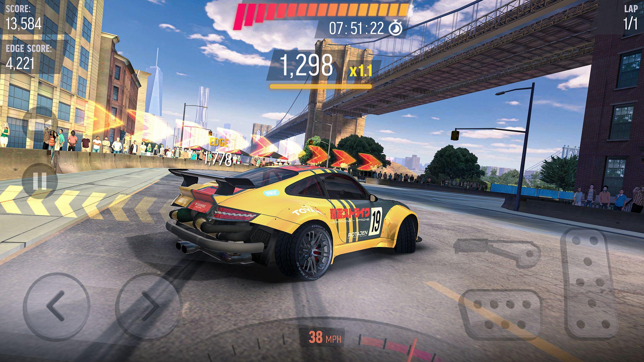 Drift Max Pro (极限漂移专家) - 赛车漂移游戏 游戏截图2