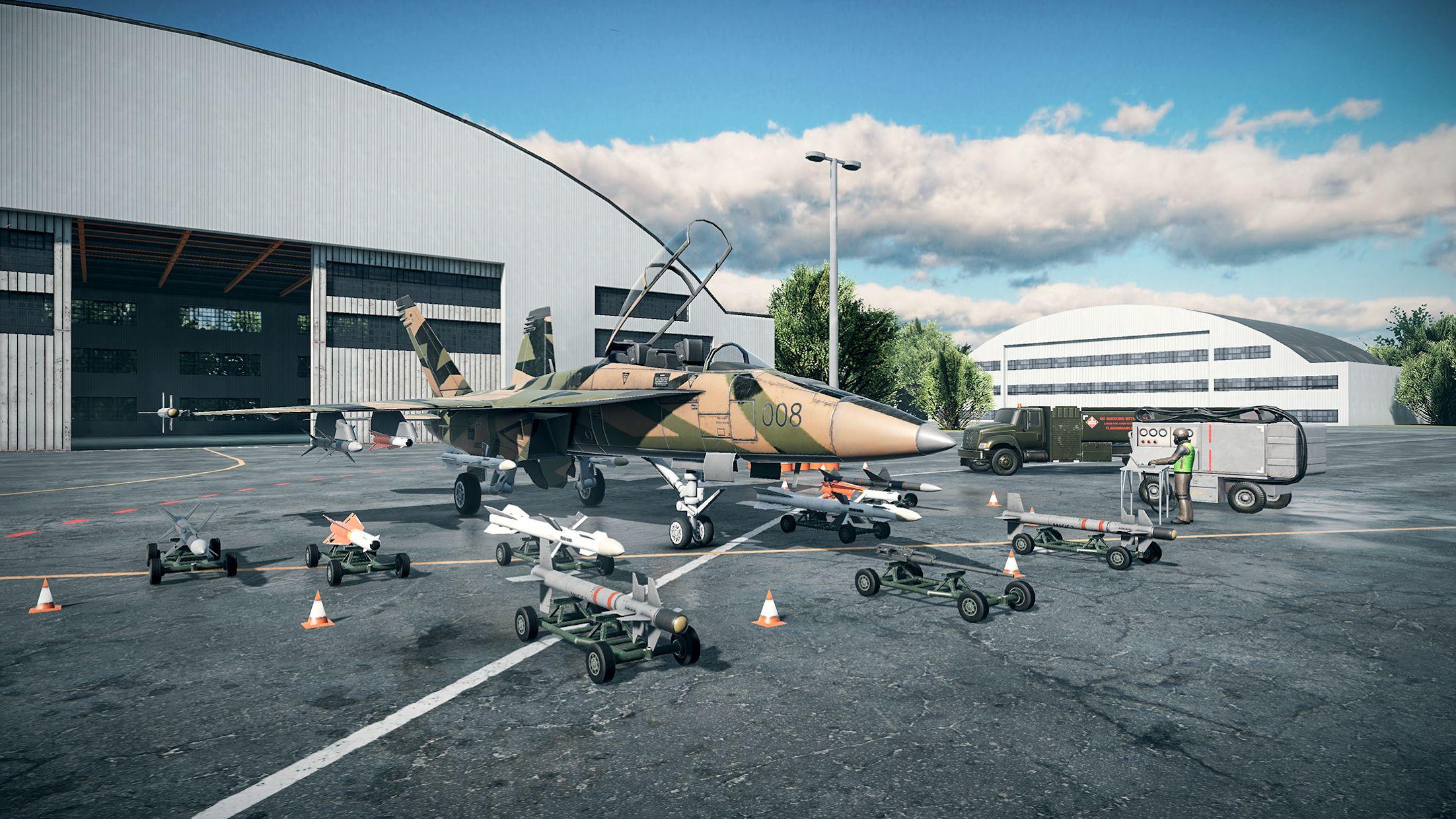 空战 游戏截图3