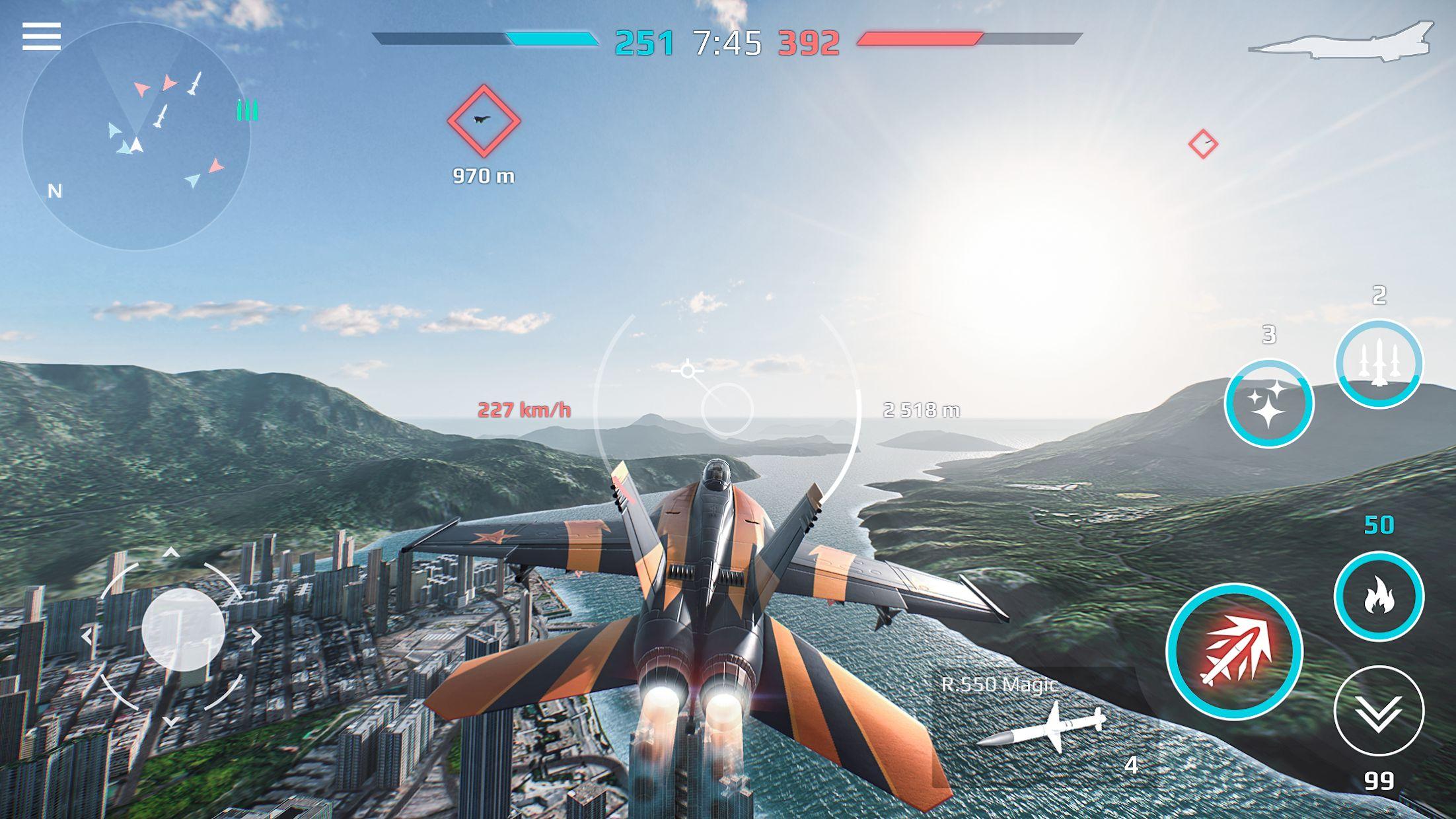 空战 游戏截图5