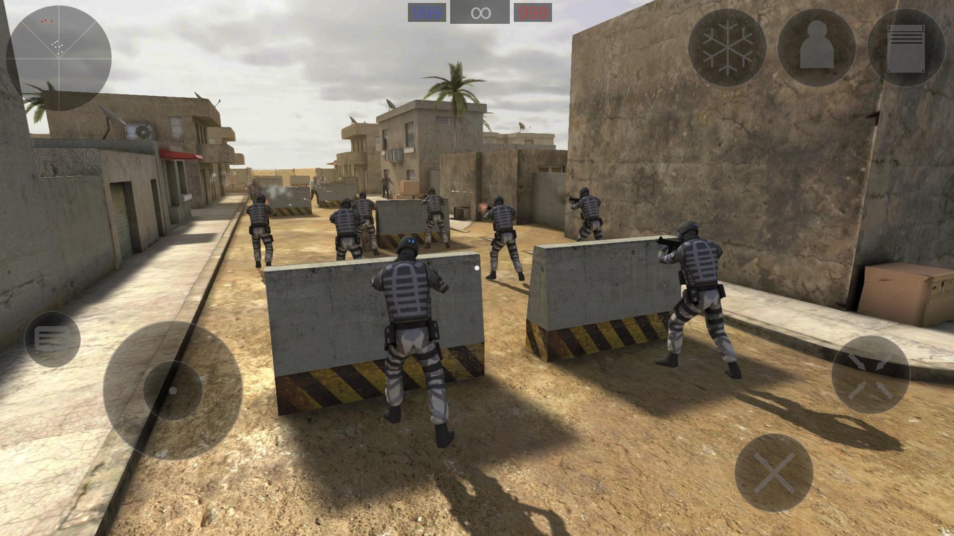 僵尸作战模拟 游戏截图4