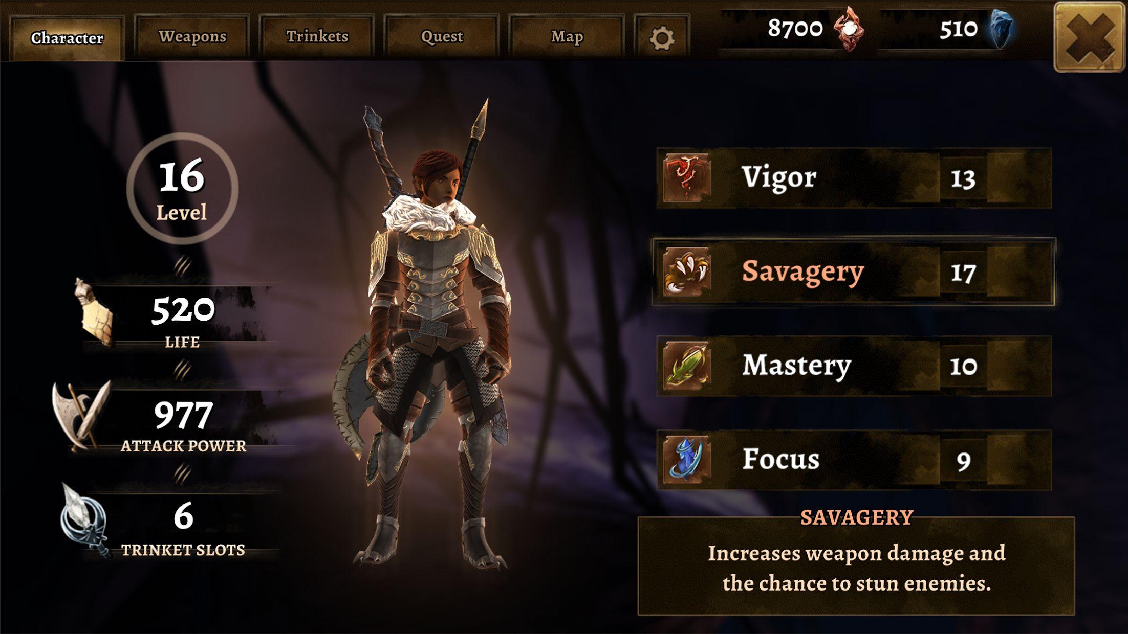 原界之罪 Grimvalor(国际服) 游戏截图4