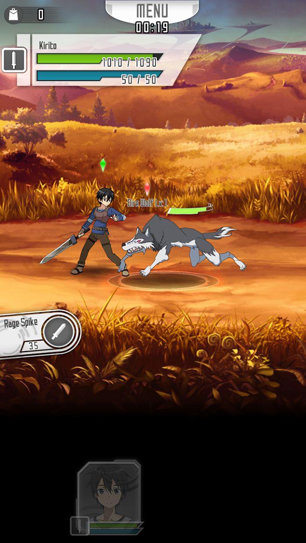 刀剑神域:记忆碎片(日服) 游戏截图5