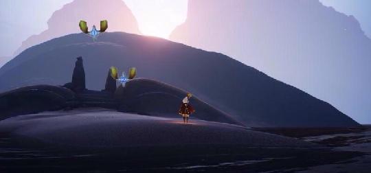 光遇晨岛先祖在哪里