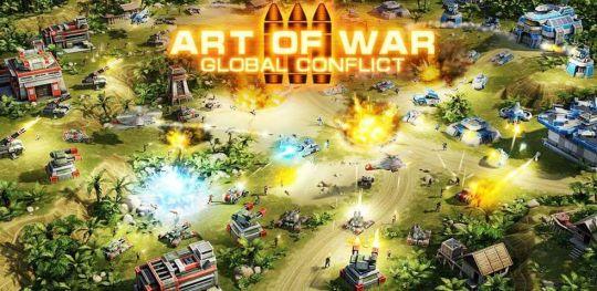 """《战争艺术3:全球冲突》:这可能是你能在手机上玩到的""""最正统的RTS"""" 图片3"""
