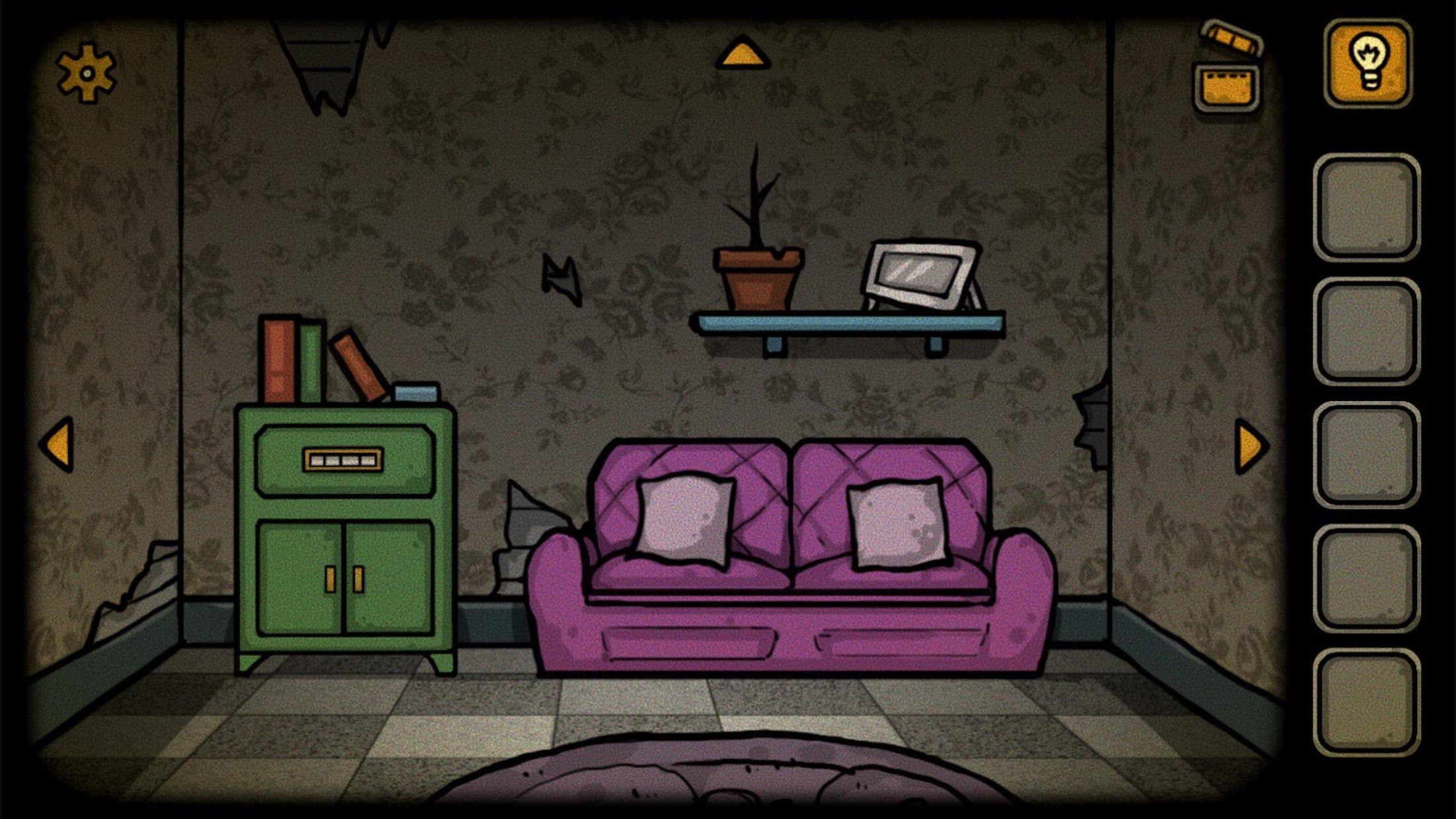 失落园(Escape Room Game) 游戏截图3