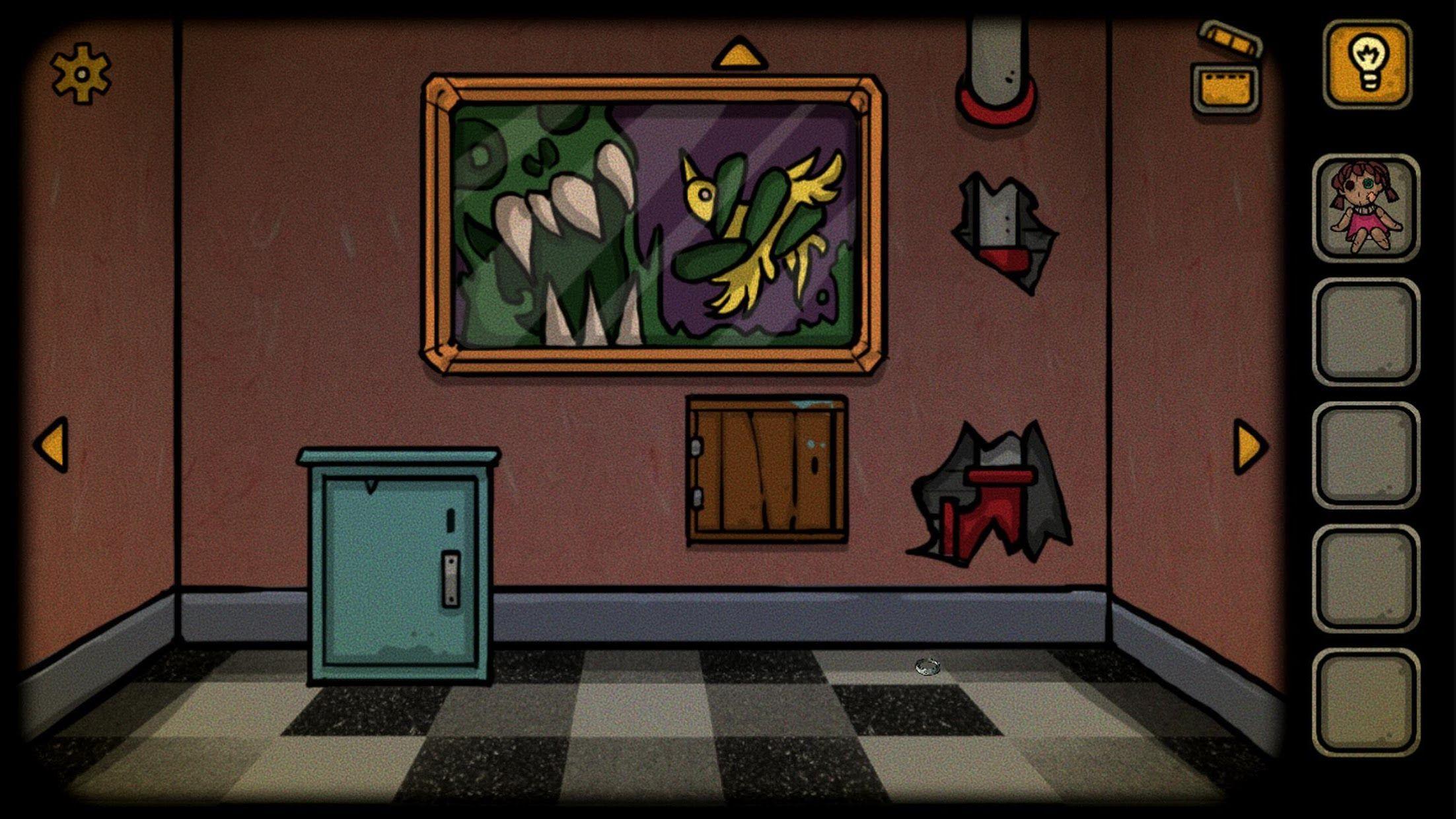 失落园(Escape Room Game) 游戏截图4
