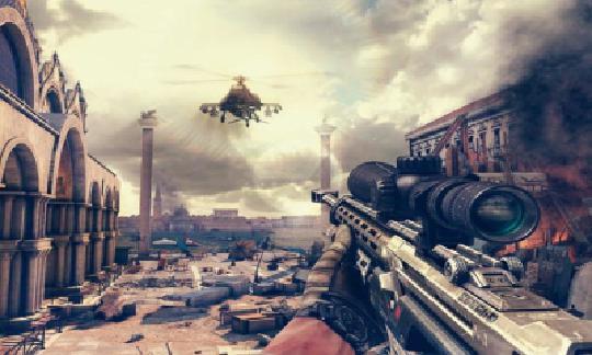 现代战争5九裁决 备受大家瞩目射击大作来了