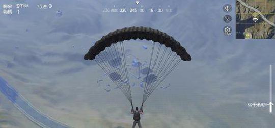 荒野行动签到降落伞在哪里?签到7天没有降落伞怎么回事