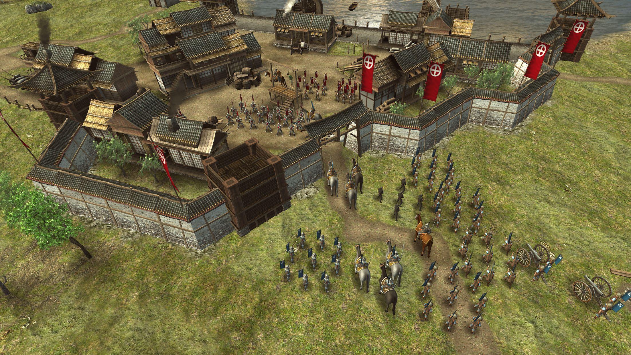 幕府之争:上兵伐谋 游戏截图1