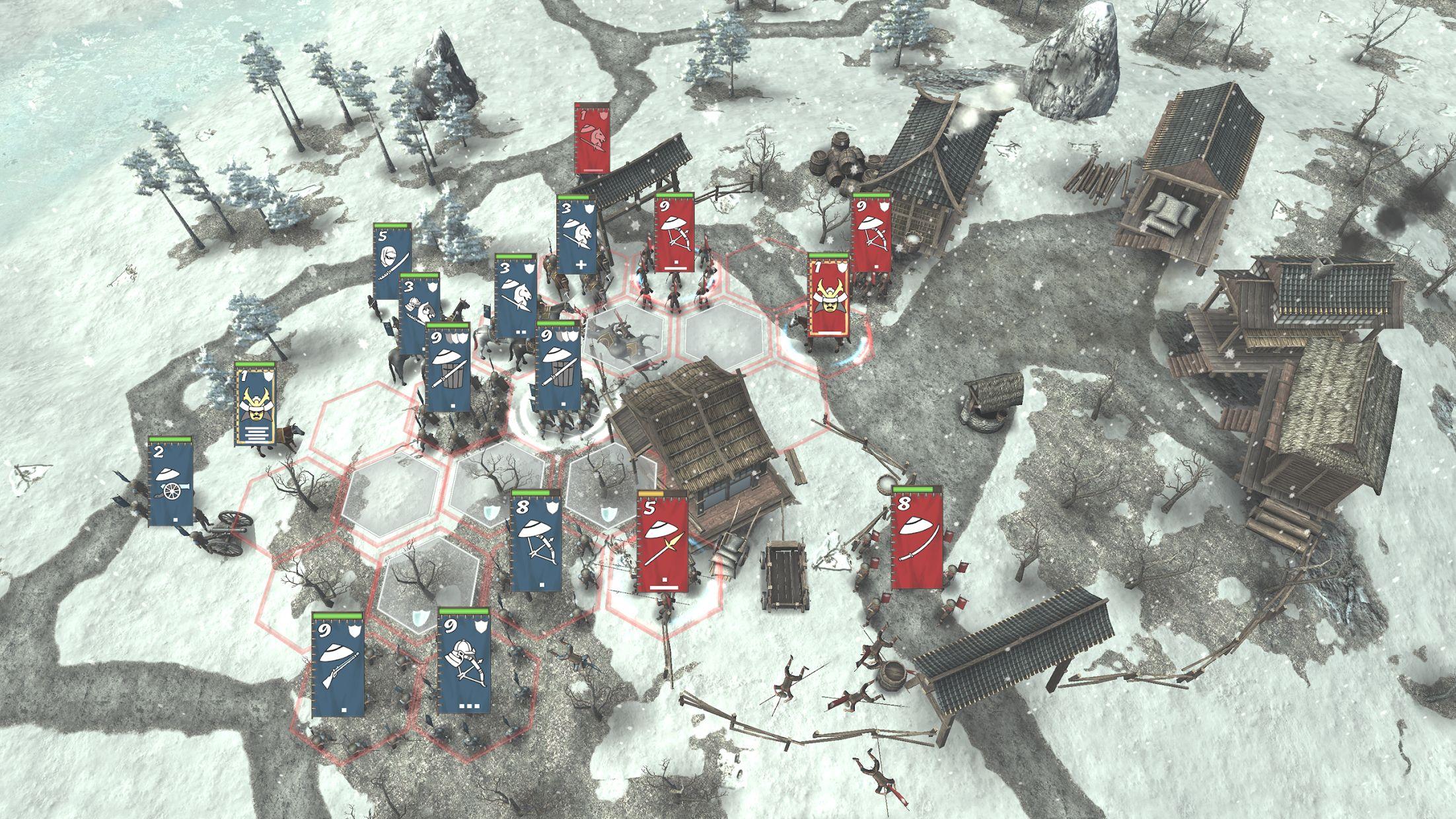 幕府之争:上兵伐谋 游戏截图4