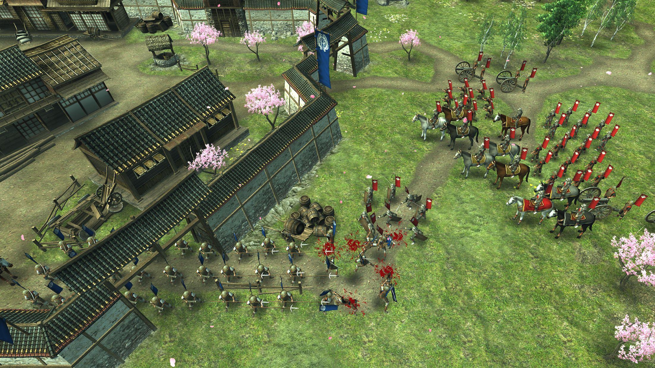 幕府之争:上兵伐谋 游戏截图5