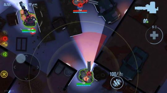 独特的战术潜行,别具一格的动作射击《枪声》 图片3