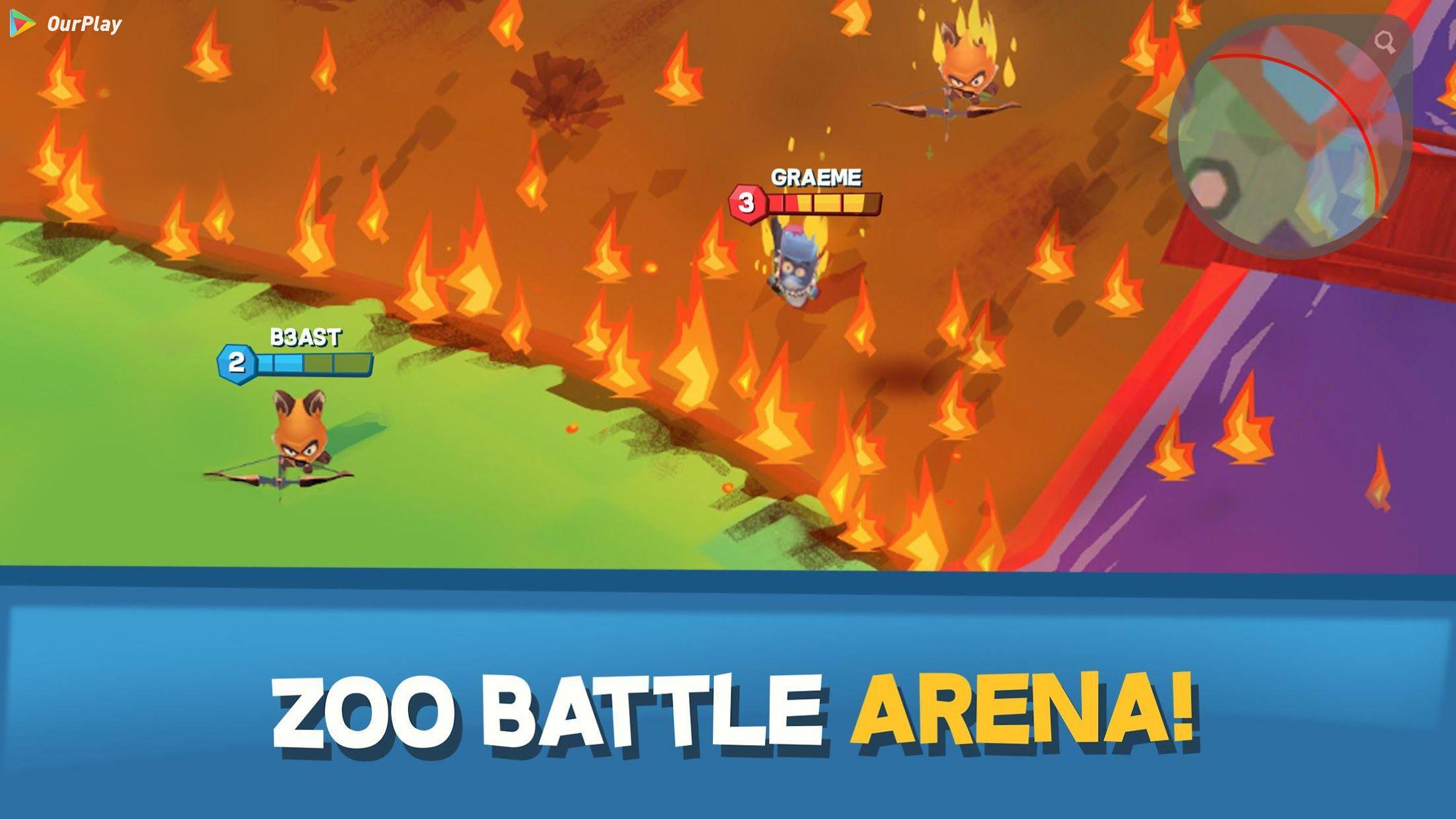 动物王者: 对战游戏好玩吗,动物王者: 对战游戏怎么样