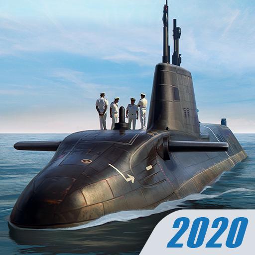 潜艇世界:海军射击3D游戏