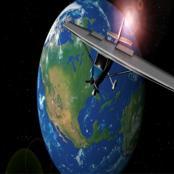 3D地球飞行模拟器