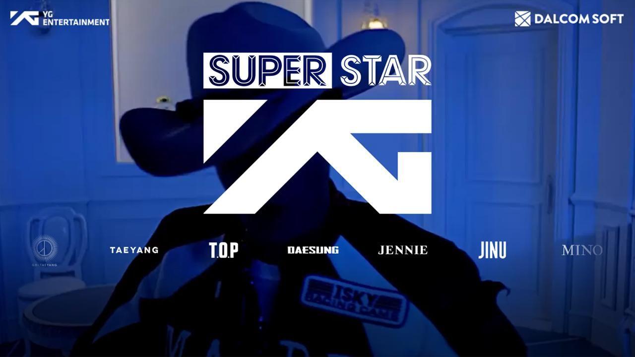 SuperStar YG 游戏截图1