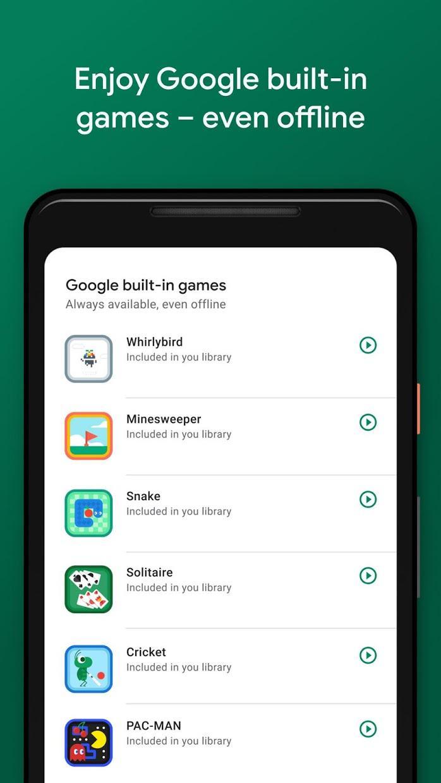 Google Play 游戏 游戏截图2