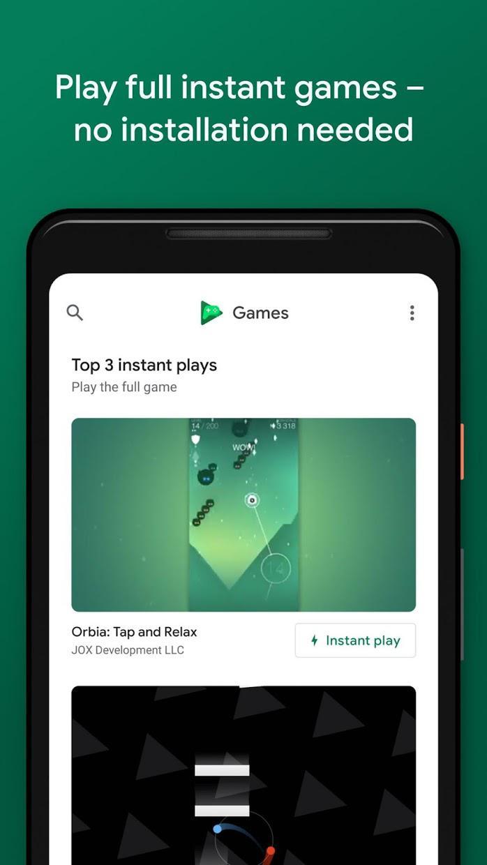 Google Play 游戏 游戏截图1