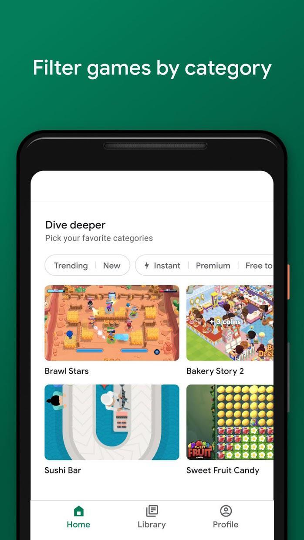 Google Play 游戏 游戏截图4
