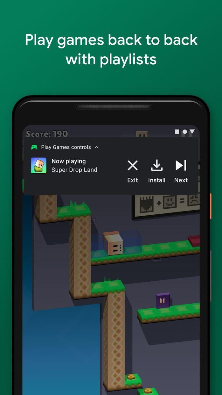 Google Play 游戏 游戏截图5