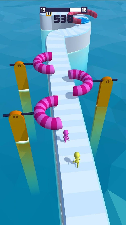 Fun Race 3D 游戏截图1