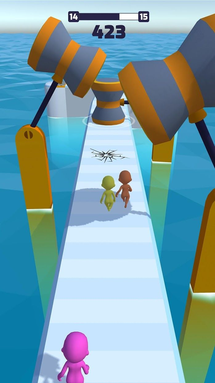 Fun Race 3D 游戏截图2