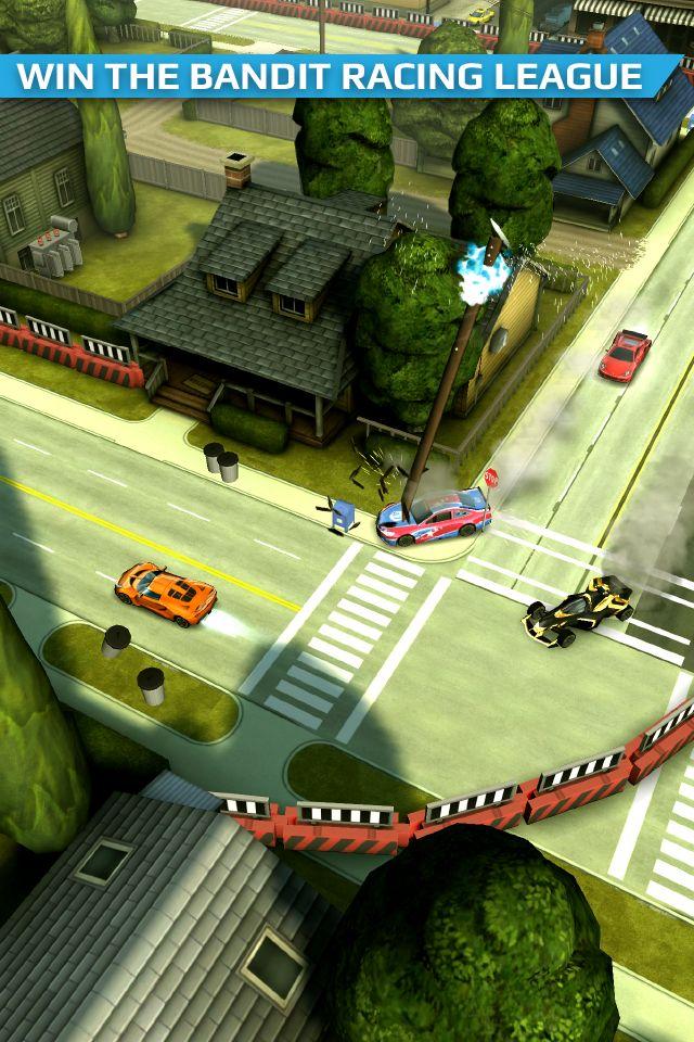 Smash Bandits Racing 游戏截图1