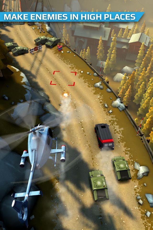 Smash Bandits Racing 游戏截图2