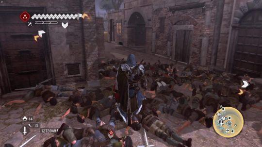《刺客信条:英灵殿》发售,维京猛男形象的背后,是育碧的不断革新 图片8