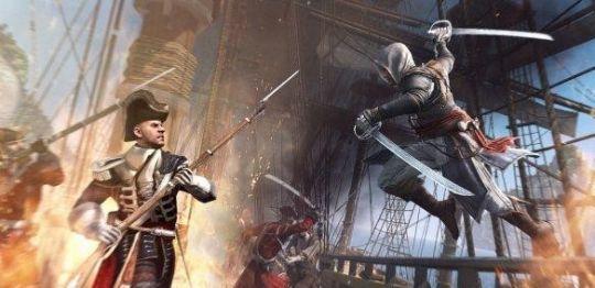 《刺客信条:英灵殿》发售,维京猛男形象的背后,是育碧的不断革新 图片9