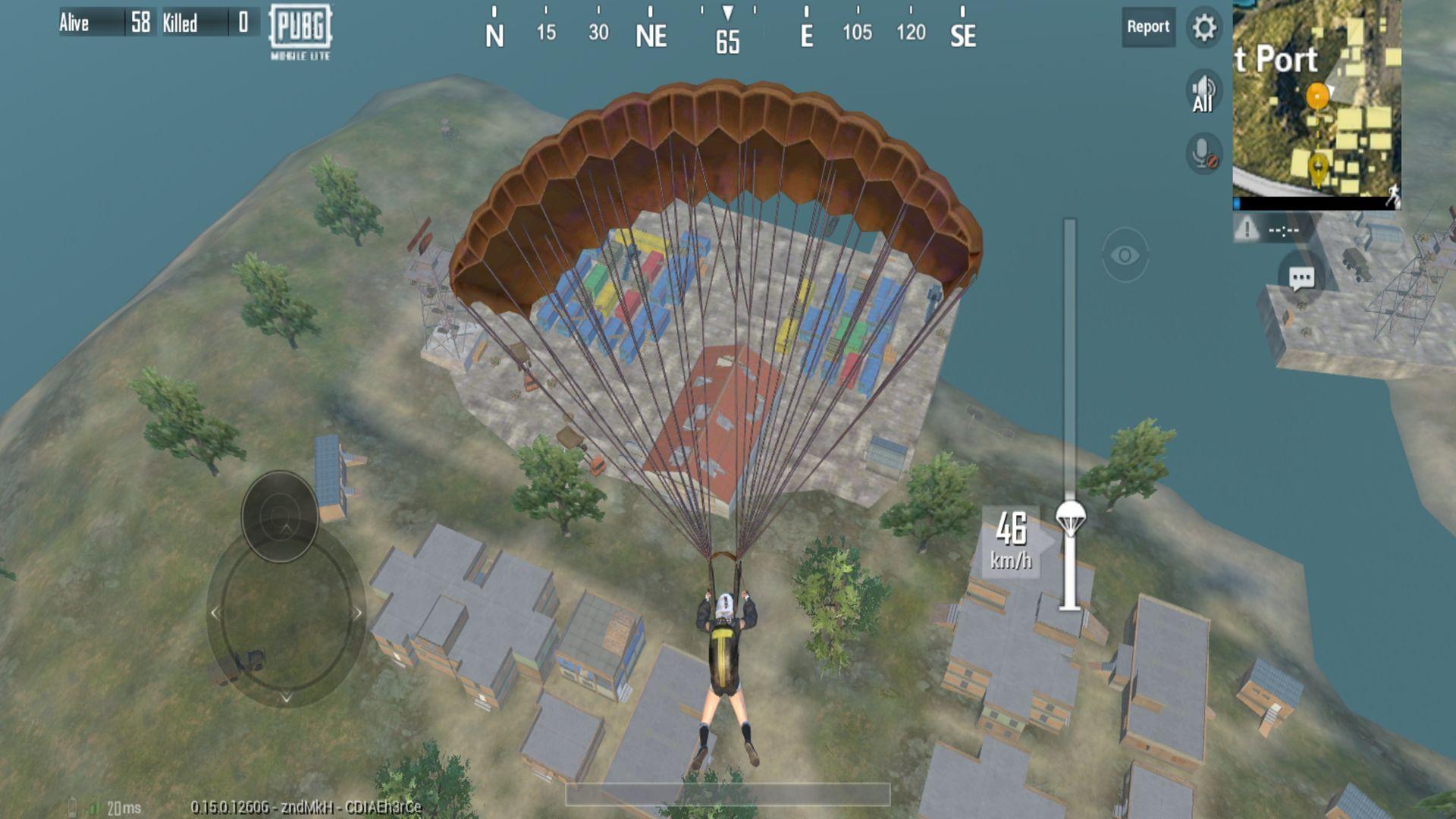 绝地求生:刺激战场 Lite(PUBG 简化版) 游戏截图5