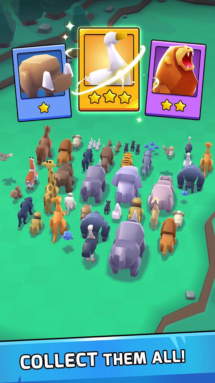 类似动物战争的游戏
