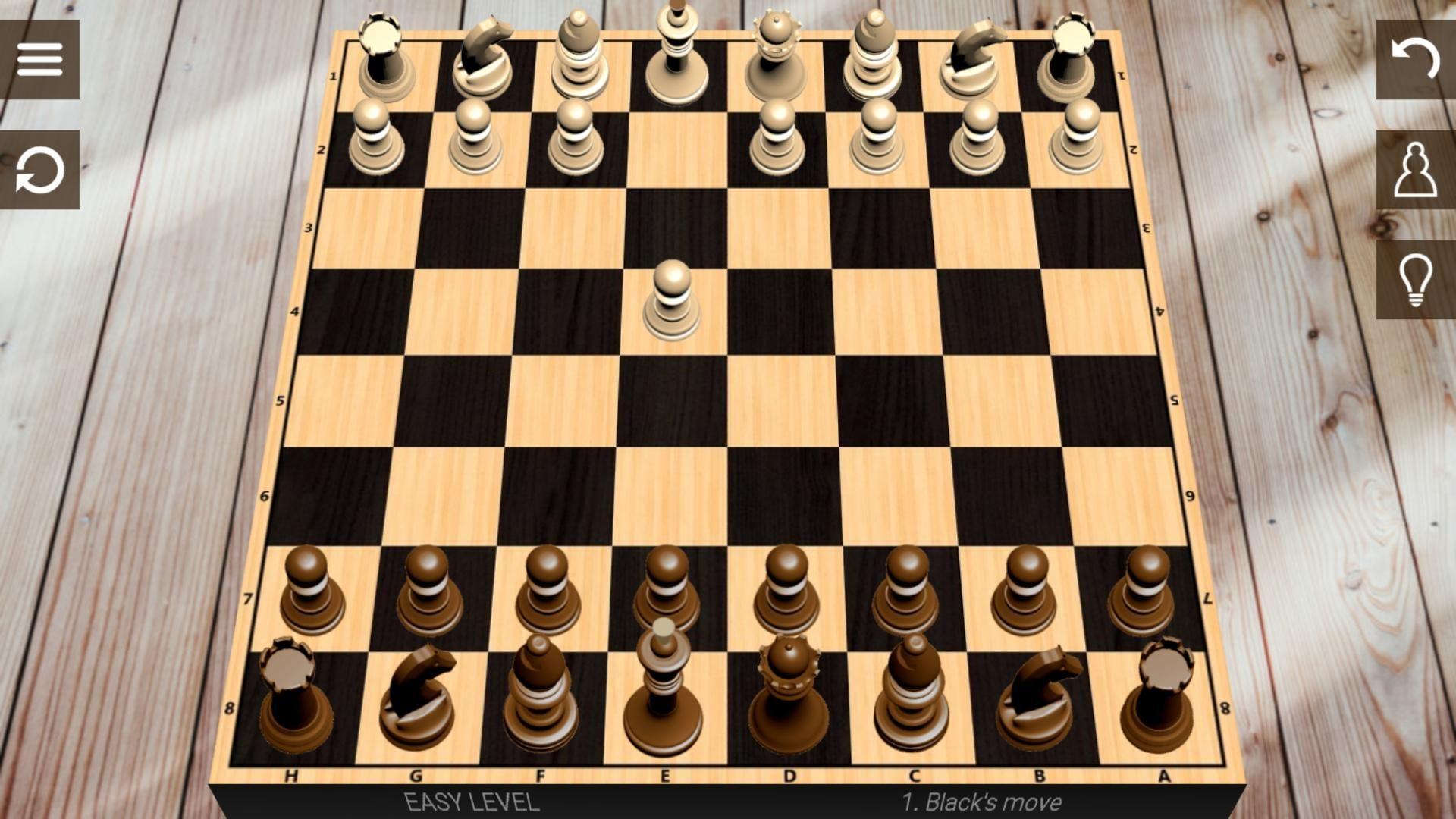 国际象棋 游戏截图1